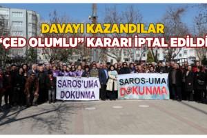 Saros'a yapılacak likit doğalgaz limanı için 'ÇED' kararı iptal edildi