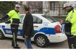 Servis sürücüsü 2'nci kez alkollü çıktı