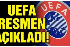 Son dakika UEFA, Şampiyonlar Ligi ve Avrupa Ligi'ni erteledi