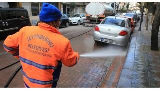 Zeytinburnu'nda 'Koronavirüs'e Geçit Yok!