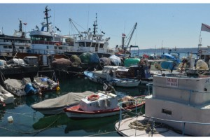 Balıkçılar sezon erken kapattı...