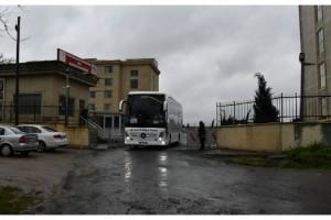 Karantina süreleri dolan 175 kişi evlerine gönderildi