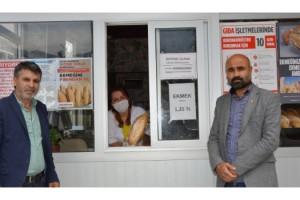 Manisa'da Askıda Ekmek Kampanyası