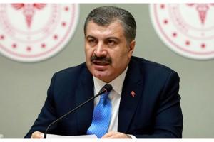 Sağlık Bakanı Fahrettin Koca son durumu açıkladı: Can kaybı 574'e yükseldi