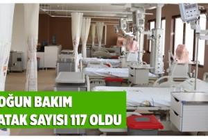 Trakya Üniversitesi'nde 20 yataklı solunum yoğun bakım ünitesi hizmete alındı