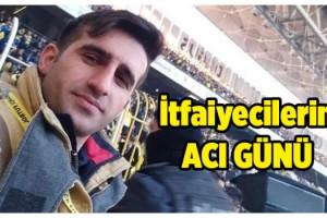 Kadıköy'de merdivenin kırılmasıyla yaralanan itfaiyeci hayatını kaybetti