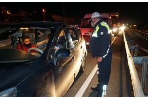 Kısıtlama öncesi İstanbul- Tekirdağ yolunda yoğunluk yaşandı