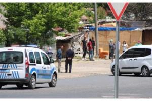 Polisin aradığı şüpheli, pompalı tüfekli saldırıda yaralandı