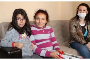 Tekirdağ'da engelli ve engelli çocuğu olan annelerin günü kutlandı