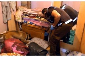 3 ildeki uyuşturucu operasyonunda 8 tutuklama