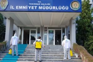 Kamu Binaları da Süleymanpaşa Belediyesinin Koruması Altında