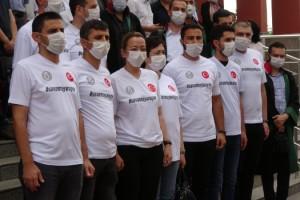 Kocaeli Baro Başkanı, Ankara'ya yürüyüşe başladı