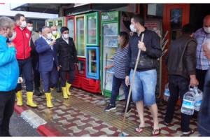 Pınarhisar, selin yaralarını sarıyor