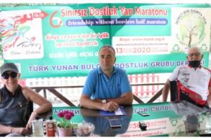 Sınırsız Dostluk Maratonu, koronavirüs tedbirleriyle koşulacak