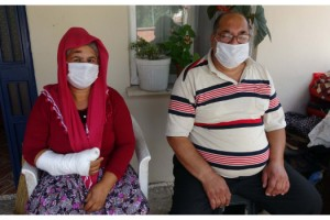 5 yıl önce kızını isteyen genç ile babası tarafından dövüldü