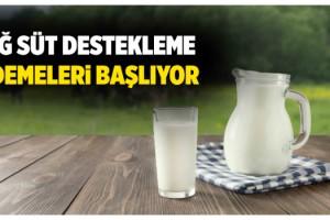 Bakan Pakdemirli; 329 Milyon Lira Çiğ Süt Destek Ödemesi Cuma Günü Hesaplara Yatıyor