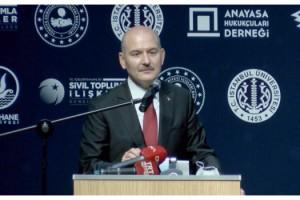 Bakan Soylu: Bu millet demokrasiyi sadece kazanmış değil hakketmiştir