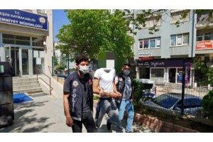 Edirne'de uyuşturucu ticaretine 1 tutuklama