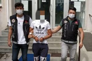 Keşan'dai uyuşturucu operasyonunda 1 tutuklama