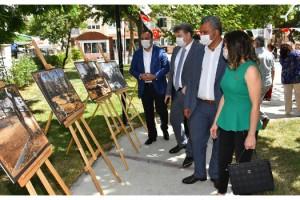Malkara Kültür Ve Sanat Parkı Açıldı