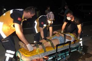 Malkara'da 4 aracın karıştığı zincirleme kaza: 2 yaralı