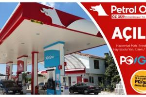 ÖZ GÜR Petrol Ofisi Malkara'da Açıldı