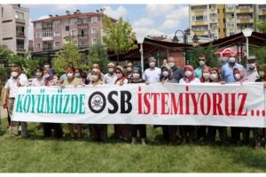 Uzunköprü Karma OSB'ye bilirkişiden 'olumsuz' rapor