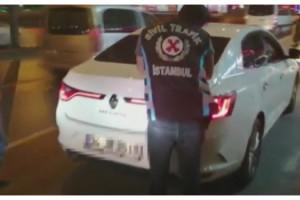 Abartılı egzozlu araçlara ceza yağdı, 534 araç men edildi