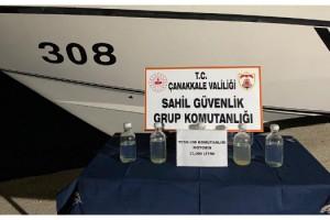 Edirne'de 23 bin litre gümrük kaçağı motorin ele geçirildi