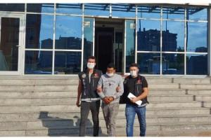 Keşan'da uyuşturucu operasyonunda 1 tutuklama