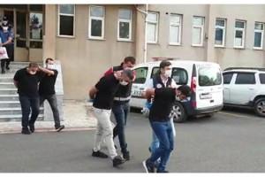 Tekirdağ'da suç örgütüne operasyon: 12 gözaltı
