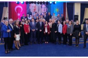 Başkan Sertaç Alkaya; İyi Parti'yi Tekirdağ'da İktidar Yapacağız!