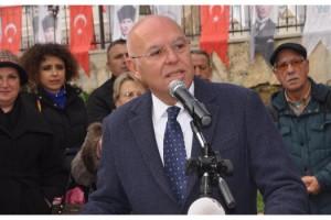 CHP'li eski başkan Eşkinat'a, 'Cumhurbaşkanı'na hakaretten 11 ay 20 gün hapis