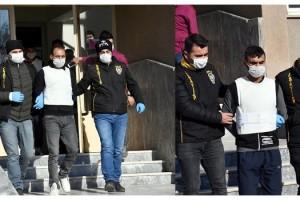 Çorlu'da 2 kişiyi öldürüp, İstanbul'da yakalanan baba-oğul tutuklandı