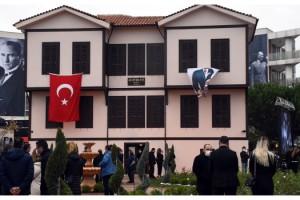 Çorlu'da Atatürk Evi açıldı