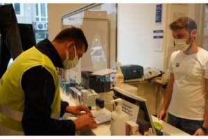 Lüleburgaz'da koronavirüs denetimleri artırıldı