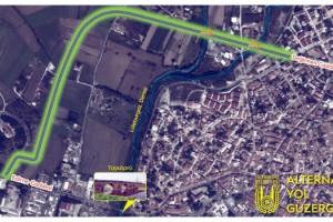Lüleburgaz'daki tarihi köprü için alternatif yol geliyor