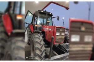 Malkara'da Çalınan Traktörlerden Biri Bulundu