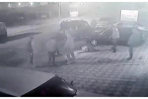 Sokak ortasında ateş açılarak öldürüldü