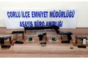 Çorlu'da silahlı kavgaya karışan 9 kişi gözaltında