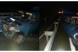 Keşan'da yağış kazası: 3 yaralı