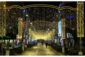 Lüleburgaz'da 'kısıtlı' ışıltı
