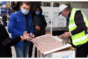 Tekirdağ'da Milli Piyango biletlerine yoğun ilgi