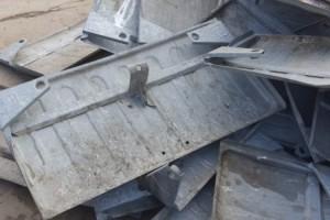 Çöp konteynerleri ve kapaklarını çalanlar hakkında suç duyurusu