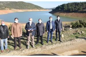 Keşan Belediye Başkanı: Su seviyesi felaket boyuta geldi, kara göründü