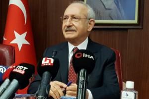 Kılıçdaroğlu: CHP'de genel başkana mektup yazılmaz, randevu alınır