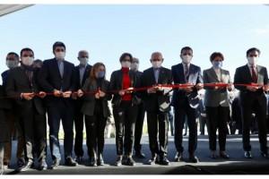 Kılıçdaroğlu ve Akşener'in katıldığı törenle Eminönü-Alibeyköy tramvay hattının ilk kısmı açıldı