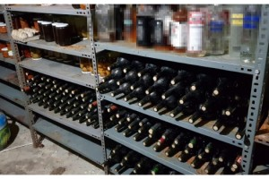 Marmaraereğlisinde 550 litre sahte içki ele geçirildi