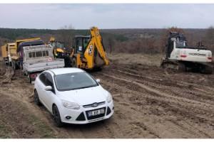 Saros Körfezi'ndeki su sıkıntısını çözecek tesisin yapımına başlandı