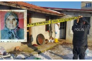 82 yaşındaki kadın yalnız yaşadığı evinde çıkan yangında öldü